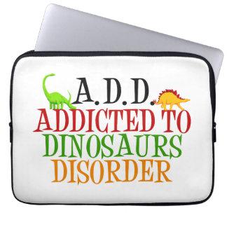 Funny Dinosaur Laptop Computer Sleeves