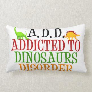 Funny Dinosaur Throw Pillows