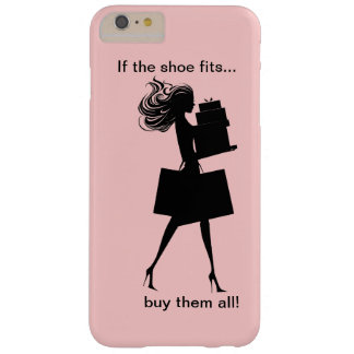 Funny Diva Ladies Barely There iPhone 6 Plus Case