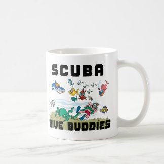 Funny Dive Buddy SCUBA Dive Buddy Coffee Mug