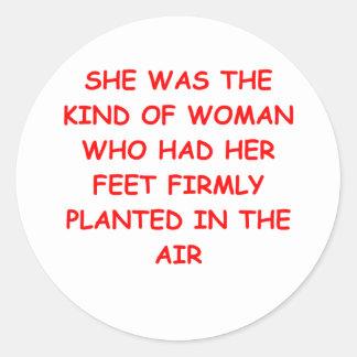 funny divorce joke sticker