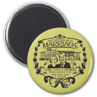 Funny Divorce Magnet