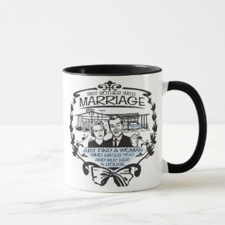 Funny Divorce Mug