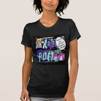 Funny Divorce My Ex & Yours T-Shirt
