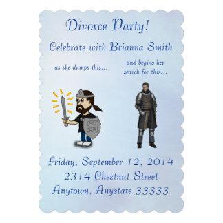 Funny Divorce Party Invite Invitations