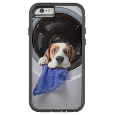 Funny dizzy beagle delicate washing tough xtreme iPhone 6 case