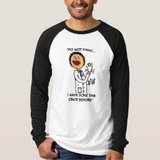 Funny Doctor Cartoon T-Shirt