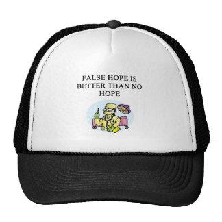 funny doctor humor mesh hat