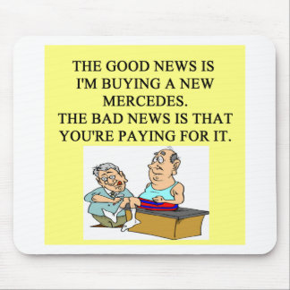 funny doctor humor mouse pad