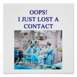 funny doctor humor posters