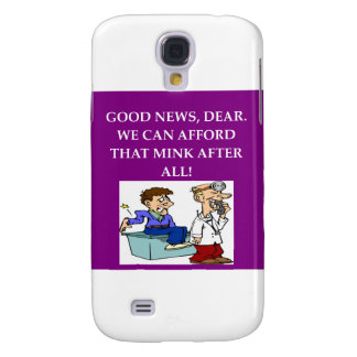 funny doctor joke galaxy s4 covers