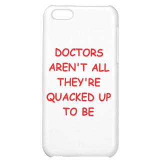funny doctor joke iPhone 5C covers
