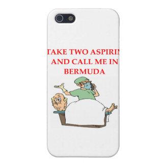 funny doctor joke iPhone 5 covers