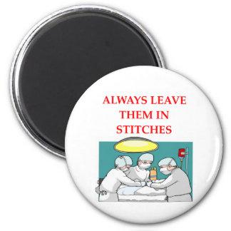 funny doctor joke refrigerator magnets