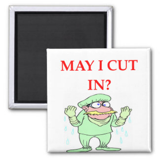 funny doctor joke refrigerator magnet