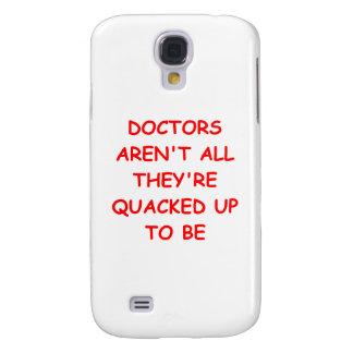 funny doctor joke samsung galaxy s4 covers