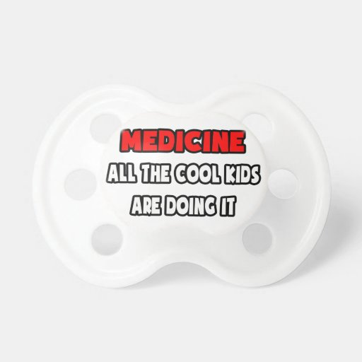 Funny Doctor Shirts and Gifts Baby Pacifier