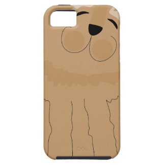 Funny Dog iPhone 5 Case