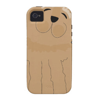 Funny Dog Case For The iPhone 4
