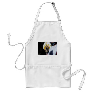 Funny Dog Costume Gifts Adult Apron