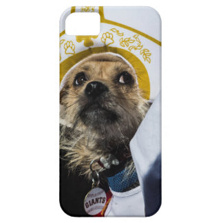 Funny Dog Costume Gifts iPhone SE/5/5s Case