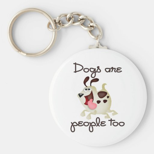 Funny Dog Lover gift Keychains