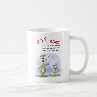 Funny Dog mugs: Dog Smack Coffee Mug