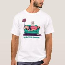 Funny Dog Owner Shirts   Bulldog