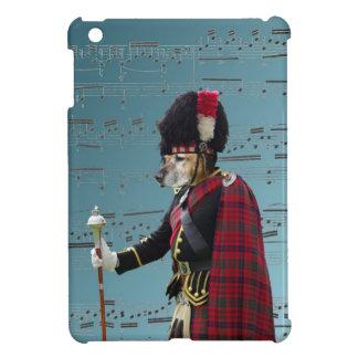 Funny dog pipe major case for the iPad mini