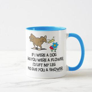 Funny Dog Poem Mug