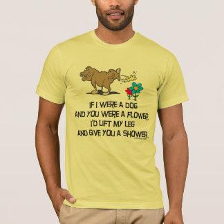 Funny Dog Poem T-Shirt