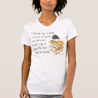 Funny Dog Quote Shirt for Humans
