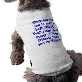 Funny Dog Shirt