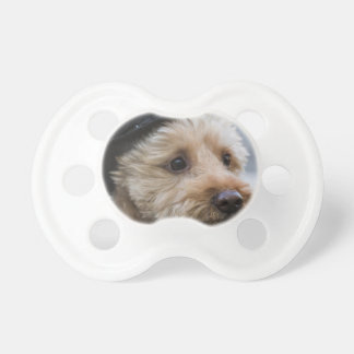 funny doggie cowboy gifts BooginHead pacifier