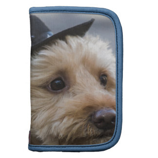 funny doggie cowboy gifts planner