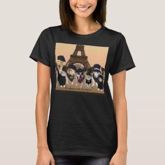 Funny Dogs and Cats Parlez-vous français? T-Shirt