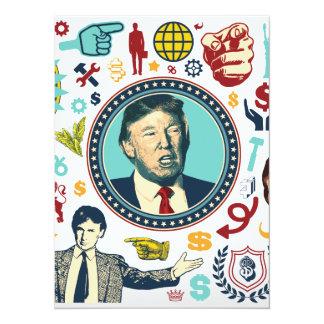 funny donald trump card