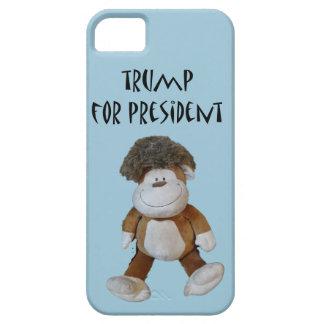 Funny Donald Trump for President Political Design iPhone SE/5/5s Case
