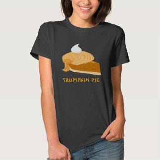 Funny Donald Trump Trumpkin Pie Tshirts