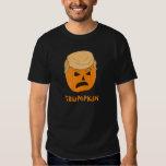 Funny Donald Trumpkin Pumpkin Jack-o-lantern T Shirt