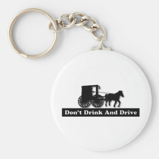 Funny Don't Drink and Drive Key Chains