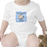 Funny Don't Make Me Call Baba Baby Bodysuit