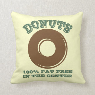 Funny Donut Pillow