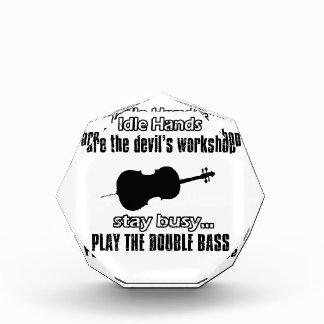 Funny double bass designs award