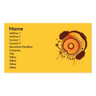 Funny_Doughnut Business Cards