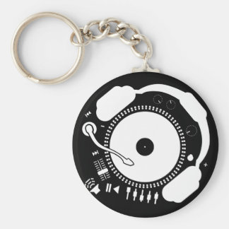 Funny_Doughnut Basic Round Button Keychain