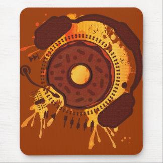 Funny_Doughnut Mouse Pad
