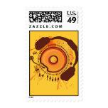 Funny_Doughnut Stamp