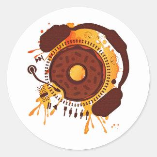 Funny_Doughnut Stickers