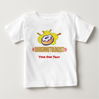 Funny Doughnuts Baby T-Shirt